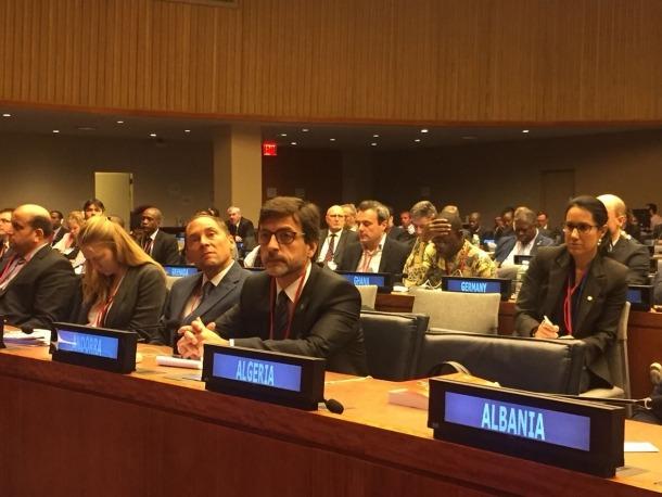 El ministre de Finances, Jordi Cinca, en un moment de la conferència.
