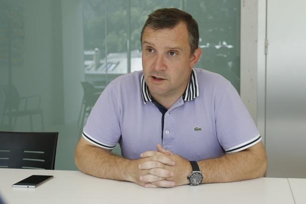El conseller general d'Unió Laurediana-ILM, Josep Majoral.