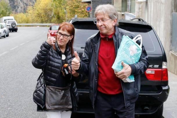 El Tribunal de Corts va denegar l'extradició del periodista finlandès el desembre
