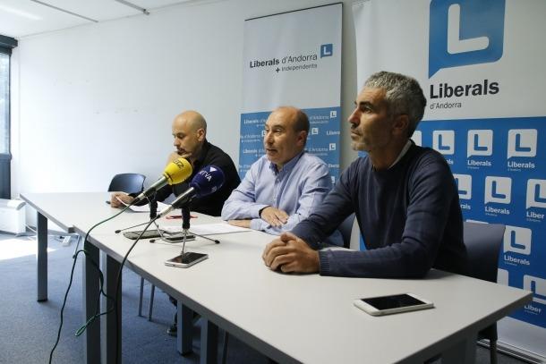 Liberals d'Escaldes al·lega manca de seguretat i s'oposa a les Tresoles