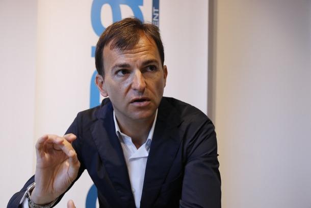 El vicepresident de l'Associació d'Assessors Tributaris i Fiscals d'Andorra, Marc Vilallonga.