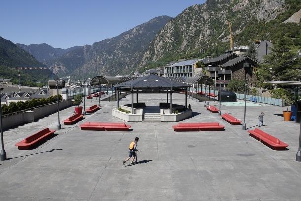 La plaça del Poble d'Andorra la Vella serà l'escenari d'aquesta acció de protesta que durarà 24 hores.