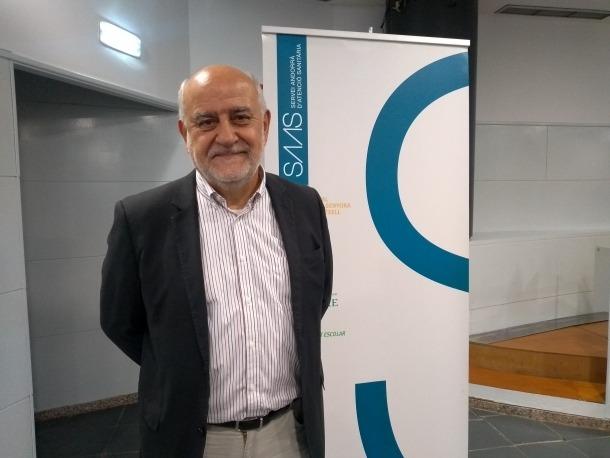 Josep Brugada, catedràtic de Cardiologia a la Universitat de Barcelona.