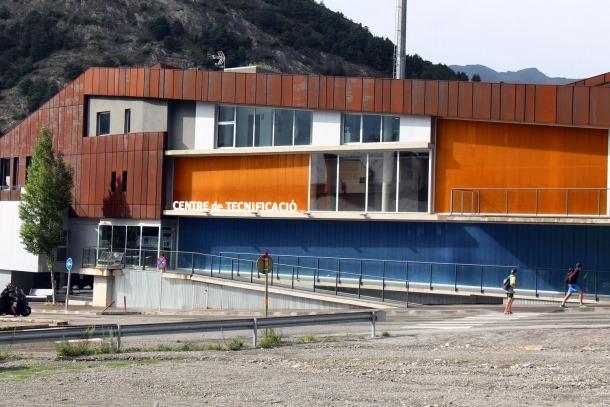 L'Efpem té la seu al centre de tecnificació d'Ordino.