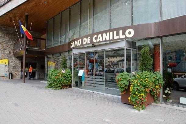 El Comú de Canillo va presentar el passat dijous la denúncia al cos de policia.