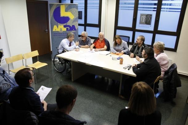 Agustina Grandvallet seguirà al capdavant de l'Amida 4 anys més
