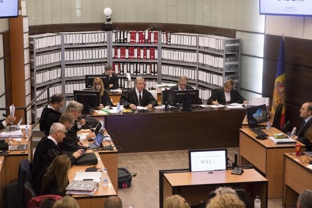 L'inici de la represa del judici del 'cas BPA' continua sense tenir data fixada.
