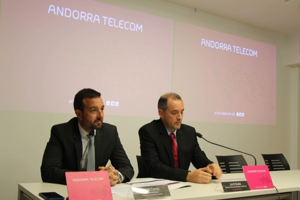 Andorra Telecom guanya 16 milions amb la venda d'accions de MásMóvil