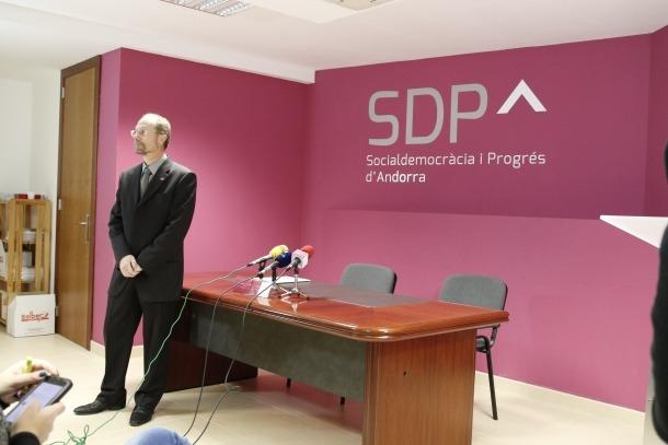 """SDP retreu al Govern demòcrata el """"poc suport"""" als emprenedors"""