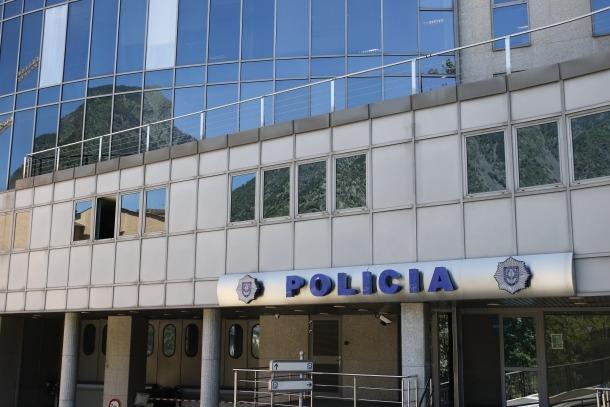 Un detingut per exhibicionisme davant de menors a Escaldes