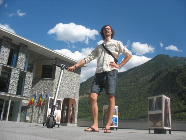 Andorra, la Massana, art contemporani, Casahuga, Comapedrosa, ComArtPedrosa