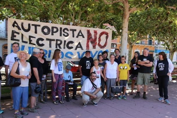 Tres dies d'acampada per protestar pel nou corredor Penyalba-Isona