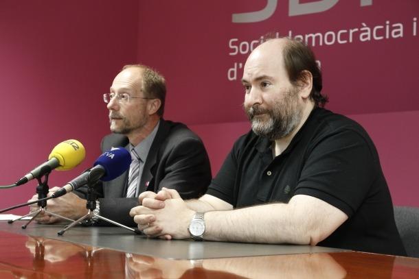 """SDP demana a DA que """"posi ordre"""" i aturi """"la sagnia d'escàndols"""""""