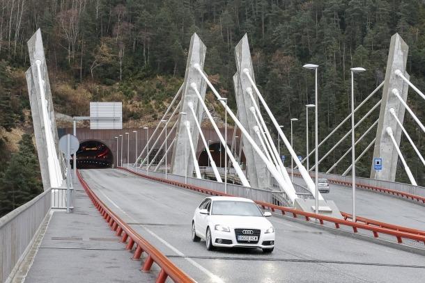 Els fets van ocórrer en un treball d'enllumenat al túnel dels Dos Valires mesos abans d'inaugurar-lo.