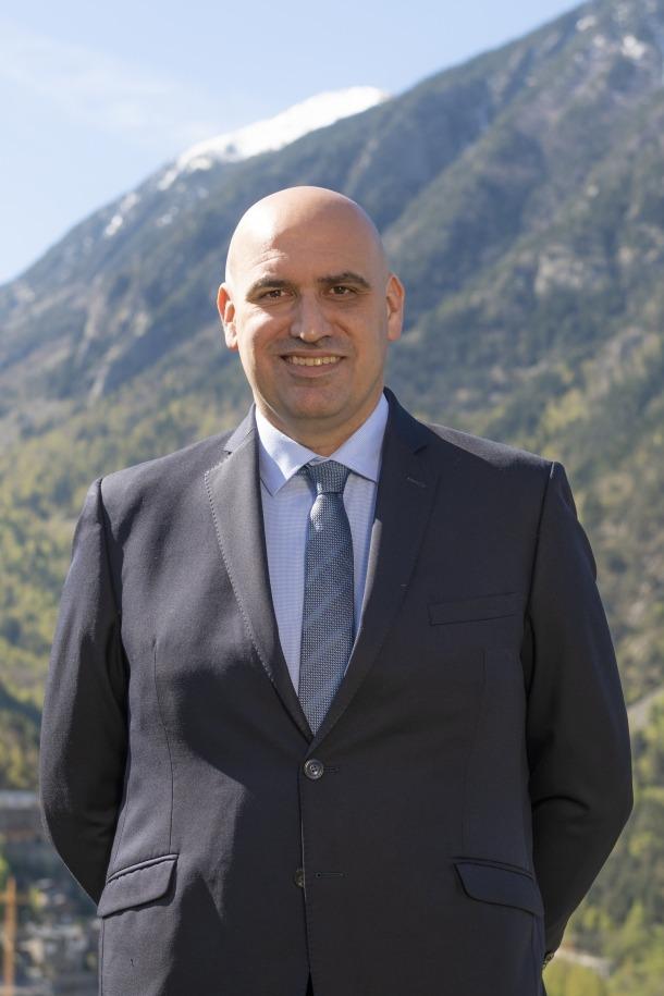 Jordi Ribó.
