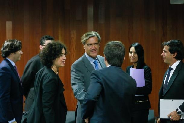 L'eurodiputat López Aguilar.