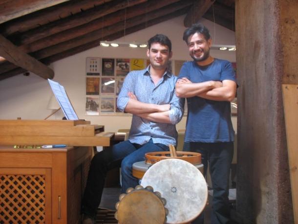 Andorra, Museu del Tabac, Sant Julià, festival d'orgue, orgue, Aaron Ribas, Primer Palau, Larios
