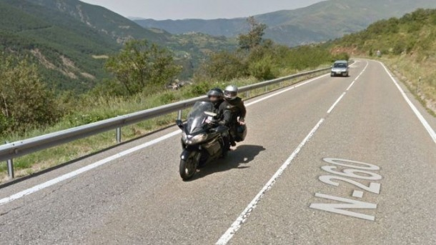 L'accident mortal es va produir a la N-260, al terme de Soriguera, al Pallars Sobirà.