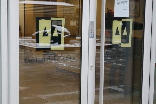 L'advocat lituà ha estat expulsat del Col·legi d'Advocats.