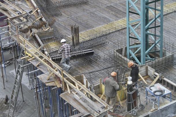 El sector de la construcció manté la dinàmica de creixement positiva.