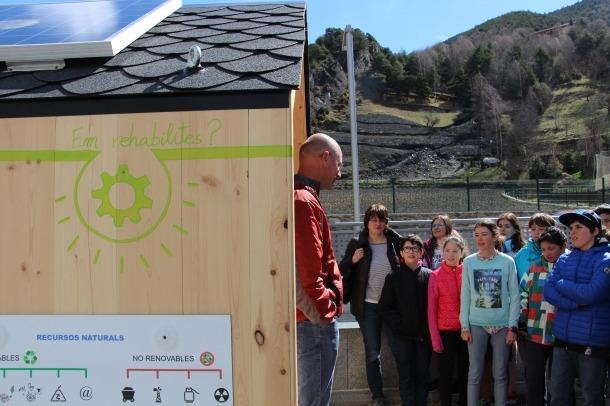 energia andorra escoles