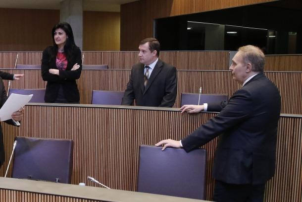 Els consellers generals d'Unió Laurediana veuen amb bons ulls una llista nacional.