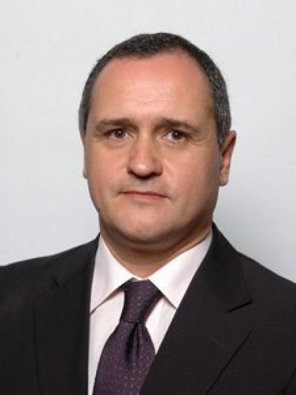 El diputat portuguès Paulo Pisco