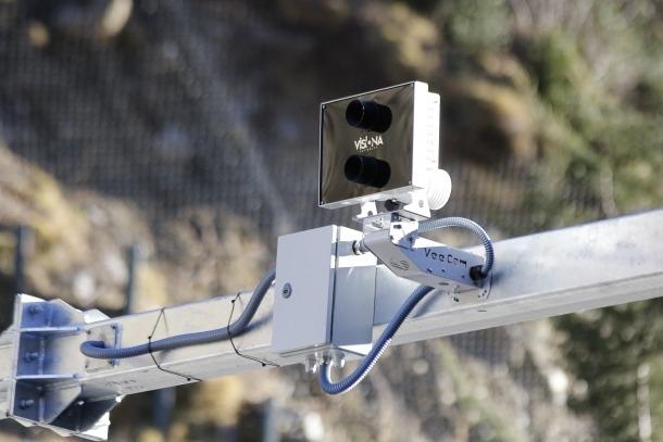 Els nous radars seran operatius després de Setmana Santa.