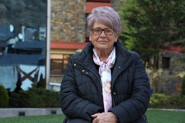 Angelina Mas va participar activament en la lluita perquè es reconeguessin els drets polítics de les dones andorranes.