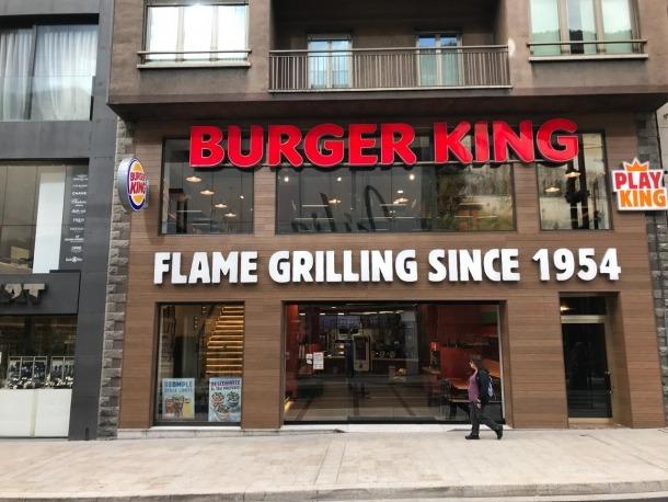 El nou restaurant està situat a l'avinguda Meritxell.