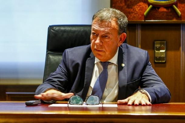 El cònsol major, Josep Miquel Vila, en una imatge d'arxiu.