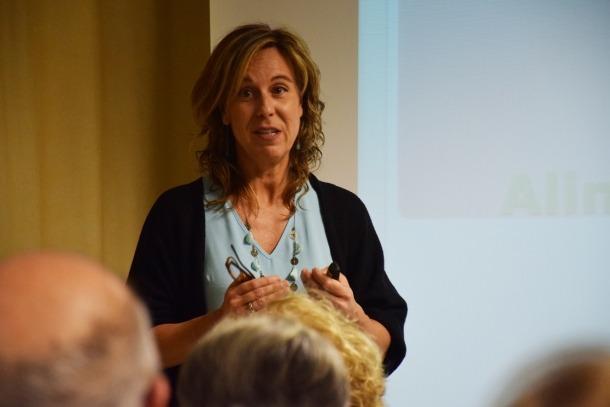 La dietista Marta Pons.