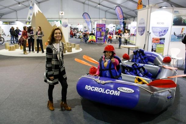 Firaesport tanca les portes amb uns 4.000 visitants i molts contactes comercials