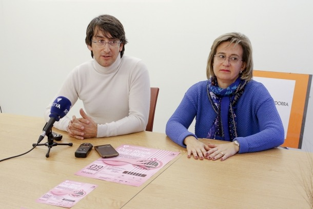 Manel Simó i Montserrat Nazzaro van presentar ahir el Mamapop 2019.