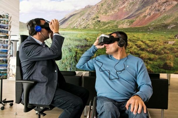 El vídeo 'Comapedrosa 360º', nou atractiu del Centre d'Interpretació