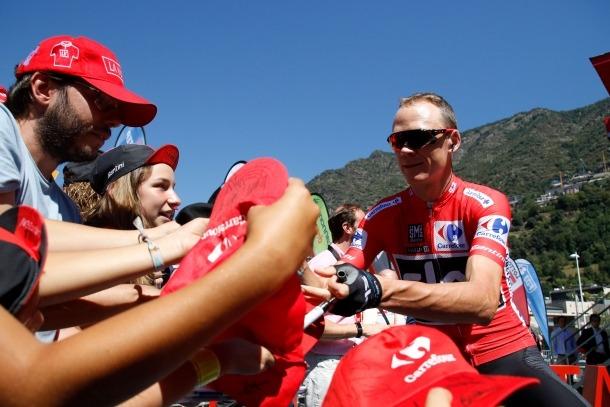 Satisfacció total pel pas de la Vuelta