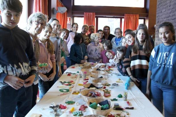 Els participants al taller.