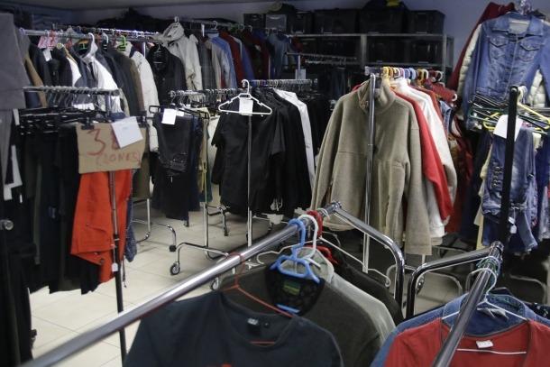 El nou local del rober es va inaugurar el 6 de setembre passat amb unes instal·lacions més àmplies que permeten exposar millor la roba.