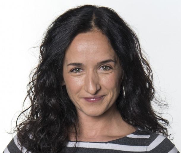 La creadora d'actuacions acrobàtiques del Cirque du Soleil Edesia Moreno.