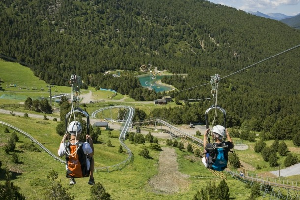 El Mon(t) Magic Family Park Canillo ha registrat 32.000 persones.