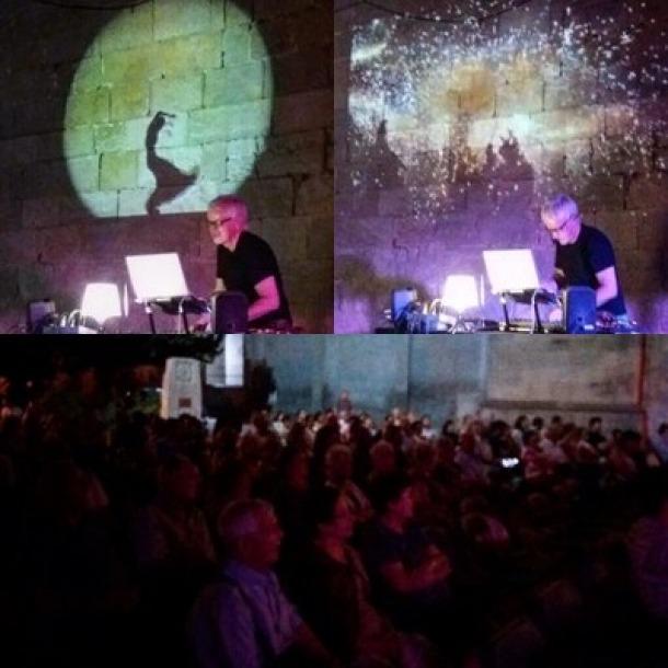 Lluís Fortuny presenta a la Seu el recital 'Connexions poètiques'