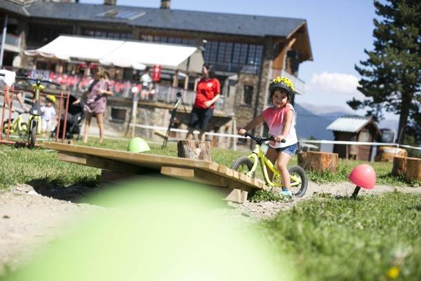 Els sectors de Vallnord inicien la temporada d'estiu dissabte vinent