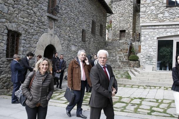Andorra serà qui haurà de defensar més especificitats en la negociació