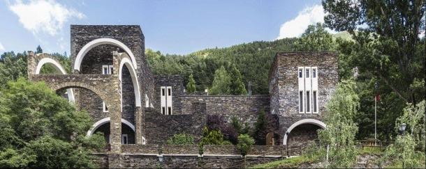 Andorra, Meritxell, Ricard de Deus, entorns de protecció, llei de patrimoni, zona d'accompanyament, zona de prevenció