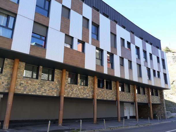 Els pisos de la Solana, propietat del Comú d'Encamp, es preveuen subhastar aquest primer trimestre.