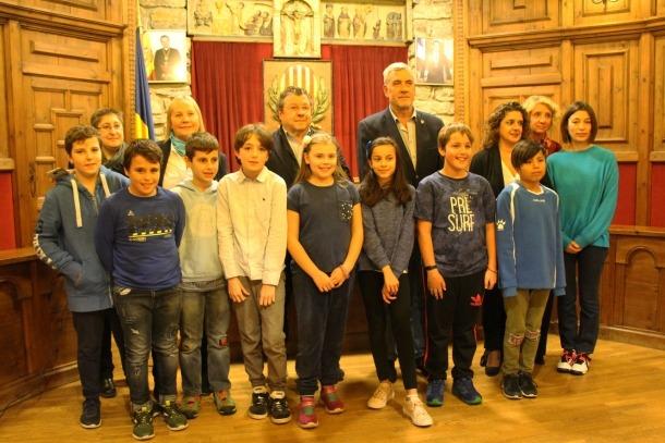 El Consell d'infants de Sant Julià de Lòria es va celebrar ahir al matí.