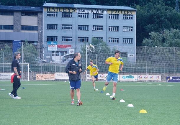 L'FC Andorra, més vides que un gat