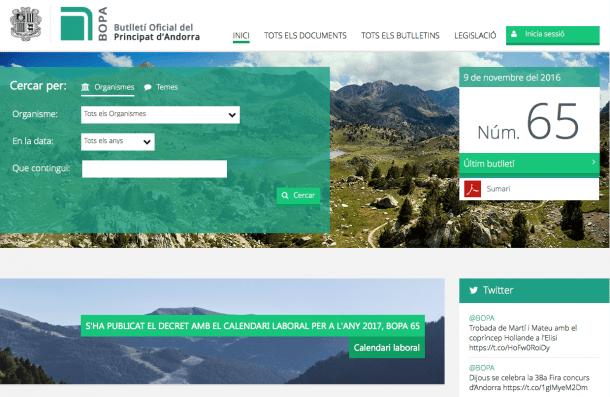 Es crea el primer Registre Andorrà de Morositat particular