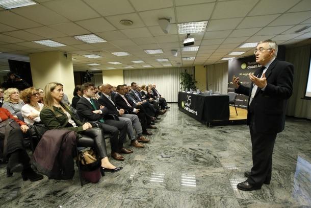 La conferència del Dr. Campo forma part del programa 'La salut al dia'.