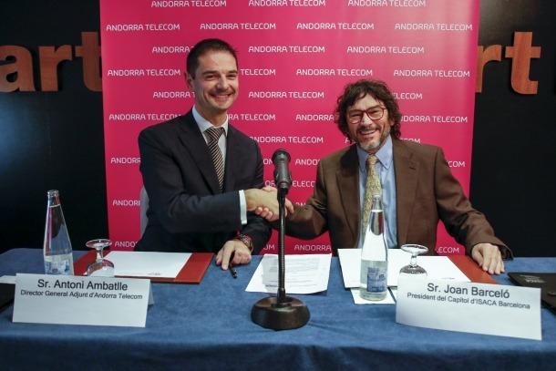 Hackers txetxens, darrere l'atac als servidors d'Andorra Telecom